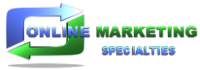 A great web designer: Online Marketing Specialties, Inc, Phoenix, AZ logo