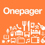 A great web designer: Onepager, New York, NY