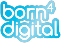 A great web designer: Born4Digital Web Design Ltd, Bournemouth, United Kingdom logo