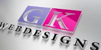 A great web designer: GK WebDesigns, Phoenix, AZ logo