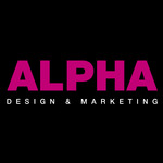 A great web designer: Alpha Design & Marketing, Shropshire, United Kingdom logo