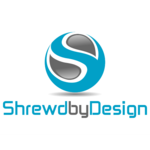 A great web designer: Shrewd by Design, Cape Town, South Africa logo