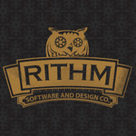 A great web designer: Rithm Software, Seattle, WA logo