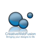 A great web designer: Creativewebfusion, Belfast, United Kingdom logo