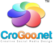 A great web designer: CroGoo.net, New York, NY logo