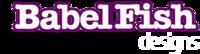 A great web designer: BabelFish Designs, Poznan, Poland logo