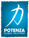 A great web designer: Potenza Global Solutions, Surat, India logo