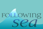 A great web designer: Following Sea, Boston, MA logo