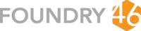 A great web designer: Foundry 46, Dallas, TX logo
