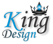 A great web designer: King Design, Copenhagen, Denmark logo