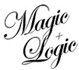 A great web designer: Magic + Logic, Los Angeles, CA logo
