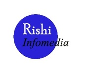 A great web designer: Rishi Infomedia, Hyderabad, India logo