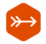 A great web designer: Orange Arrow, Ann Arbor, MI logo