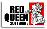 A great web designer: Red Queen Software, Inc., Portland, OR logo