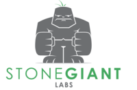 A great web designer: Stone Giant Labs, Los Angeles, CA logo