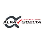 A great web designer: Alfa Scelta, Turin, Italy logo