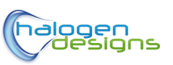 A great web designer: Halogen Designs Internet Marketing, Indianapolis, IN logo