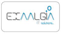A great web designer: Exaalgia IT Solutions, Indore, India logo