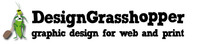 A great web designer: DesignGrasshopper Ltd, London, United Kingdom logo