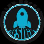 A great web designer: Blue Rocket Design, Minneapolis, MN logo