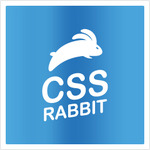 A great web designer: CSS Rabbit, New Delhi, India logo