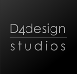 A great web designer: D4design Studios GmbH, Zurich, Switzerland logo