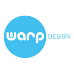 A great web designer: Warp Design, Kent, United Kingdom logo