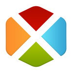 A great web designer: XakBoX, Cochin, India logo