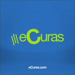 A great web designer: eCuras LLC, New York, NY logo