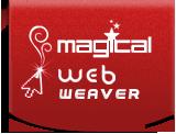 A great web designer: Magical Web Weaver, Kolkata, India logo