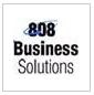 A great web designer: 808 Business Solutions, San Francisco, CA logo