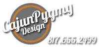 A great web designer: Cajun Pygmy Design, Fort Worth, TX