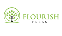 A great web designer: Flourish Press, Inc., San Diego, CA logo
