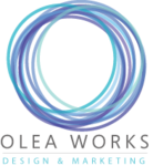 A great web designer: Olea Works Web Design, Bakersfield, CA logo