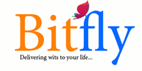 A great web designer: Bitfly Technologies, New Delhi, India logo