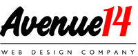 A great web designer: Avenue14.com, Los Angeles, CA logo