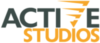 A great web designer: ActiveStudios, Seattle, WA logo