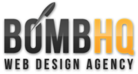 A great web designer: BOMBHQ, Durban, South Africa logo