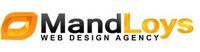 A great web designer: MandLoys Web Design Agency, Budapest, Hungary logo