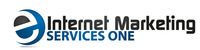 A great web designer: Internet Marketing Service 1, Fort Myers, FL logo