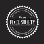 A great web designer: Pixel Society, Montreal, Canada logo