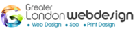 A great web designer: greaterlondonwebdesign, London, United Kingdom logo