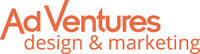 A great web designer: Ad Ventures Design & Marketing, Seattle, WA logo