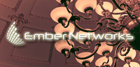 A great web designer: Ember Networks, New Orleans, LA logo