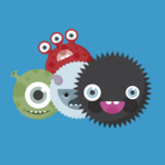 A great web designer: Dot Monster, Stirling, United Kingdom logo