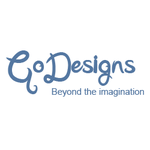 A great web designer: Go Designs, New Delhi, India logo