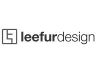 A great web designer: leefurdesign, Washington DC, DC logo