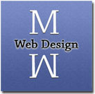 A great web designer: MM Web Design, Nottingham, United Kingdom logo