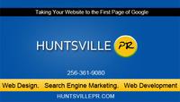 A great web designer: HUNTSVILLE PR, Huntsville, AL logo