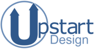 A great web designer: Upstart Design, London, United Kingdom logo